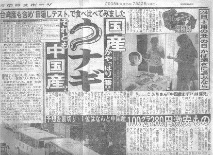 中日スポーツ新聞